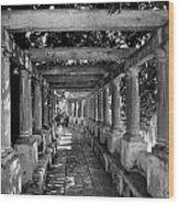 Rodriguez Acosta Palace Wood Print