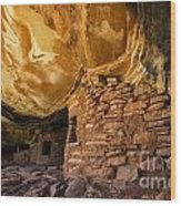 Ancient Spaces Utah Wood Print