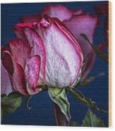 Rose Still Life Wood Print