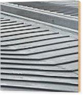 Rubber Industrial Conveyer Wood Print