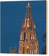 San Migel De Allende, Mexico Wood Print