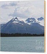 Scenic Alaska Wood Print