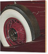 Studebaker Wood Print