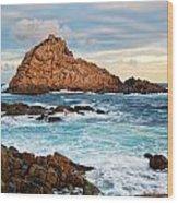 Sugarloaf Rock - Western Australia Wood Print