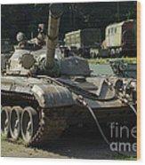 T-72 /2/ Wood Print