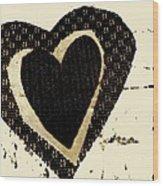 3-times Wood Print by Dorothy Rafferty