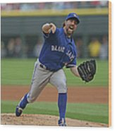 Toronto Blue Jays V Chicago White Sox Wood Print
