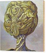 Tree Of Knowledge Wood Print