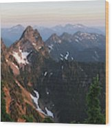 Washington, Cascade Mountains, Mount Wood Print