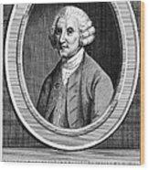 William Hunter (17178-1783) Wood Print
