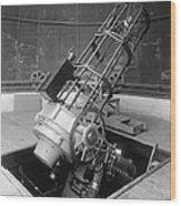30-inch Telescope, Helwan, Egypt Wood Print