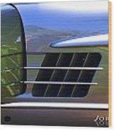 300 Gullwing Mercedes Wood Print