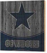 Dallas Cowboys Wood Print