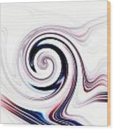 338 Wood Print