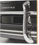 356 Chrome Reflections Wood Print