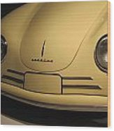 356 Gmund Coupe Wood Print
