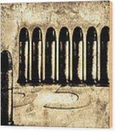 357 Wood Print