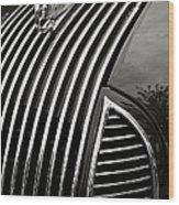 '36 Pontiac  Wood Print