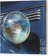 38 Dodge Wood Print