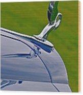 38 Packard Wood Print