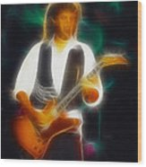 38 Special-94-jeff-gc19-fractal Wood Print