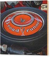 383 Road Runner Wood Print