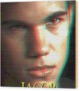 3d Jacob Wood Print