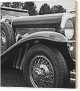 1932 Duesenburg Wood Print