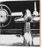 1953 Chevrolet Bel Air Wood Print