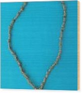 Aphrodite Antheia Necklace Wood Print