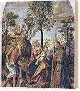 Cima Da Conegliano, Giovanni Battista Wood Print