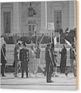 Civil Rights Protest, 1965 Wood Print