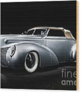 Custom Ford Coupe Wood Print