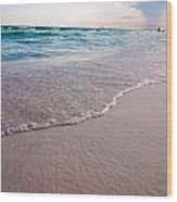 Destin Florida Beach Scenes Wood Print