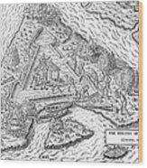 Fort Caroline, 1564 Wood Print