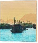 Halong Bay - Vietnam Wood Print