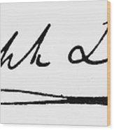 Joseph Lister (1827-1912) Wood Print