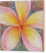 Leelawadee Wood Print