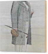 Lew Wallace (1827-1905) Wood Print