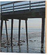New Photographic Art Print For Sale Paradise Cove Wood Print