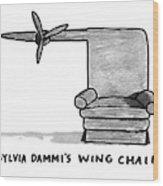 New Yorker November 30th, 1992 Wood Print