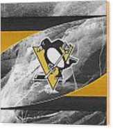 Pittsburgh Penguins Wood Print