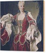 Ranc, Jean 1674-1735. Portrait Wood Print