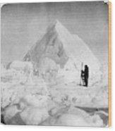Roald Amundsen (1872-1928) Wood Print