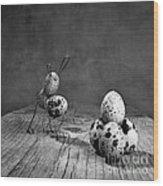 Simple Things Easter Wood Print