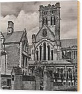The Cathedral Of St John The Baptist Wood Print