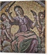 Vatican Art Wood Print