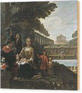 Viladomat I Manalt, Antoni 1678-1755 Wood Print