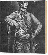 William Howe (1729-1814) Wood Print