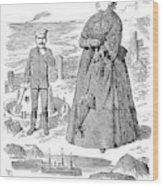 William II Of Germany (1859-1941) Wood Print